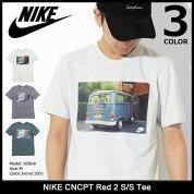 ナイキNIKETシャツ半袖メンズCNCPTレッド2(nikeCNCPTRed2S/STeeティーシャツT-SHIRTSカットソートップスメンズ男性用911947)[M便1/1]icefiledicefield