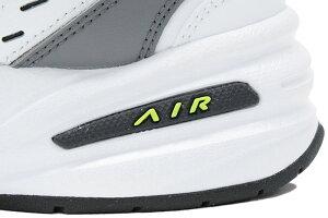 ナイキNIKEスニーカーメンズ男性用エアモナーク4White/White/CoolGrey(nikeAIRMONARCHIVダッドシューズダッドスニーカーホワイト白SNEAKERMENS・靴シューズSHOES415445-100)icefiledicefield