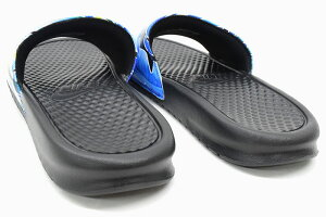 ナイキNIKEサンダルレディース&メンズウィメンズベナッシJDIプリントBlack/White/GameRoyal(nikeWMNSBENASSIJDIPRINTシャワーサンダルスポーツサンダルWOMENSウーマンズSANDALLADIESMENS・靴シューズSHOES618919-029)