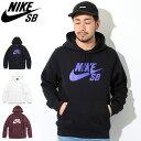 ナイキ NIKE プルオーバー パーカー メンズ SB USA アイコン エッセンシャル SB(nike SB USA Icon Essential Pullover…
