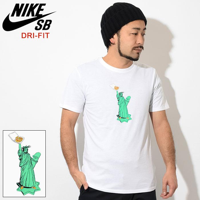 ナイキ NIKE Tシャツ 半袖 メンズ SB ピザ リバティ SB(nike SB Pizza Liberty S/S Tee SB DRI-FIT ティーシャツ T-SHIRTS カットソー トップス メンズ 男性用 923459)[M便 1/1] ice filed icefield