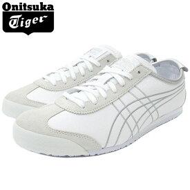 fd89b29acc10 オニツカタイガー Onitsuka Tiger スニーカー メンズ 男性用 メキシコ 66 White Silver(Onitsuka Tiger