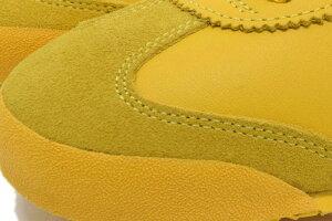 スーパーセール開催!オニツカタイガーOnitsukaTigerスニーカーレディース&メンズメキシコ66Yellow/Black(OnitsukaTigerMEXICO66イエロー黄SNEAKERLADIESMENS・靴シューズSHOESDL408-0490)