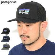 パタゴニアPatagoniaキャップP-6ロゴトラッカー(PatagoniaP-6LogoTruckerCapメッシュキャップスナップバック帽子メンズレディースユニセックス男女兼用アウトドアUSAモデル38289)icefieldicefield