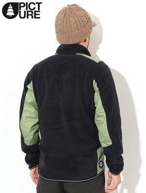 ピクチャーPICTUREジャケットメンズガーデン(pictureGardenJKTフリースJACKETアウタージャンパー・ブルゾンメンズ男性用アウトドアSMT020)icefiledicefield
