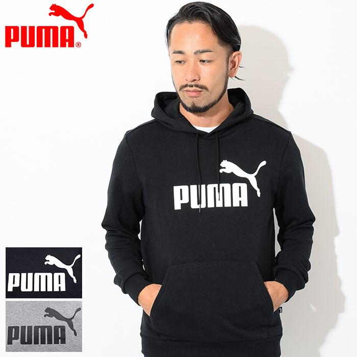 プーマ PUMA プルオーバー パーカー メンズ ESS ビッグ ロゴ(PUMA ESS Big Logo Pullover Hoodie フード フーディ Pull Over Hoody Parker スウェット トップス メンズ 男性用 851745)