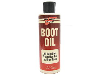 Redwing RED WING Boot Oil men (men for men) (Red Wing boot oil) ice filed icefield