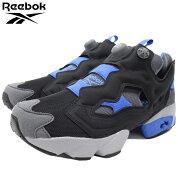 リーボックReebokスニーカーメンズ男性用インスタポンプフューリーOGNMBlack/ColdGrey/BlueBlast(reebokINSTAPUMPFURYOGNMポンプフューリーブラック黒SNEAKERMENS・靴シューズSHOESFV4207)