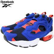 リーボックReebokスニーカーメンズ男性用インスタポンプフューリーOGNMCollegeRoyal/RadiantRed(reebokINSTAPUMPFURYOGNMポンプフューリーブルー青SNEAKERMENS・靴シューズSHOESFV4208)