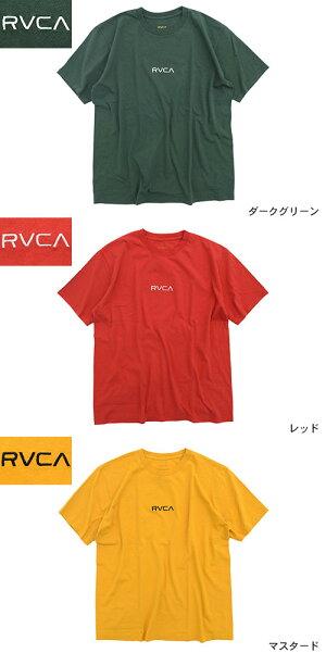 ルーカRVCATシャツ半袖メンズスモールルーカ(RVCASmallRVCAS/STeeティーシャツT-SHIRTSカットソートップスメンズ男性用AJ041-241)[M便1/1]icefiledicefield