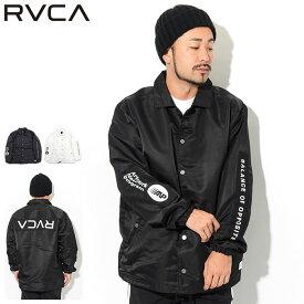 ルーカ RVCA ジャケット メンズ ルーカ パッチ ( RVCA RVCA Patch JKT ビッグシルエット オーバーサイズ コーチジャケット ナイロンジャケット JACKET JAKET アウター ジャンパー・ブルゾン メンズ 男性用 AJ042-757 )