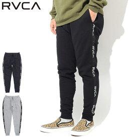 ルーカ RVCA パンツ メンズ ライン ルーカ スウェットパンツ ( RVCA Line RVCA Sweat Pant スエットパンツ ボトムス メンズ 男性用 AJ042-725 ) ice field icefield
