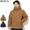 ルーカ RVCA ジャケット メンズ ルーカ パファ ( RVCA RVCA Puffa JKT 中綿 ナイロンジャケット JACKET JAKET アウター ジャンパー・ブルゾン メンズ 男性用 A