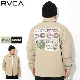 ルーカ RVCA ジャケット メンズ セリグラフ コーチジャケット ( RVCA Serigraph Coaches JKT ビッグシルエット オーバーサイズ ナイロンジャケット JACKET JAKET アウター ジャンパー・ブルゾン メンズ 男性用 AJ042-763 )