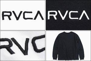 ルーカRVCATシャツ長袖メンズスモールルーカ(RVCASmallRVCAL/STeeティーシャツT-SHIRTSカットソートップスロングロンティーロンtメンズ男性用BA041-051)icefieldicefield