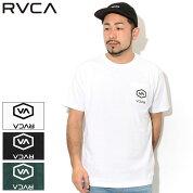 ルーカRVCATシャツ半袖メンズポケットヘックスルーカ(RVCAPocketHexRVCAS/STeeポケTティーシャツT-SHIRTSカットソートップスメンズ男性用BA041-219)[M便1/1]icefieldicefield