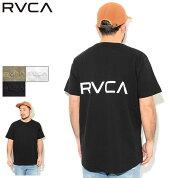 ルーカRVCATシャツ半袖メンズバックテールルーカ(RVCABackTailRVCAS/STeeティーシャツT-SHIRTSカットソートップスメンズ男性用BA041-221)[M便1/1]icefieldicefield