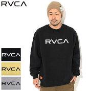 ルーカRVCAトレーナーメンズ20FAビッグルーカクルースウェット(RVCA20FABigRVCACrewSweatスエットトレナートレイナートップスメンズ男性用BA042-004)icefieldicefield