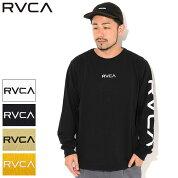 ルーカRVCATシャツ長袖メンズ20FAスモールルーカ(RVCA20FASmallRVCAL/STeeティーシャツT-SHIRTSカットソートップスロングロンティーロンtメンズ男性用BA042-055)icefieldicefield