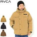 ルーカ RVCA ジャケット メンズ マウンテン パファー ( RVCA Mountain Puffer JKT 中綿 JACKET JAKET アウター ジャンパー・ブルゾン メンズ 男性用 BA042-762 )