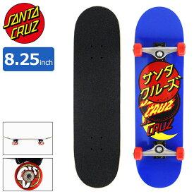 サンタクルーズ SANTA CRUZ スケボー スケートボード コンプリート デッキ 8.25インチ × 31.5インチ Group Dot ( 8.25inch 完成品 組み立て済み コンプリートセット ブランド メーカー sk8 COMPLETE 大人 初心者 おすすめ )