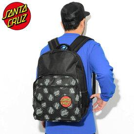 サンタクルーズ SANTA CRUZ リュック オールオーバー ドット バックパック ( SANTA CRUZ Allover Dot Backpack Bag バッグ Daypack デイパック 普段使い 通勤 通学 旅行 メンズ レディース ユニセックス 男女兼用 44642626 )