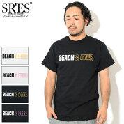 エスアールエスSRESTシャツ半袖メンズビーチアンドビール(SRSBeach&BeerS/STeeティーシャツT-SHIRTSカットソートップスプロジェクトエスアールエスST00262)[M便1/1]