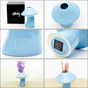 ステューシーSTUSSY花瓶MushroomCeramic(stussyvase花器ペン立てメンズ・男性用138641USAモデル正規品ストゥーシースチューシー小物)icefiledicefield
