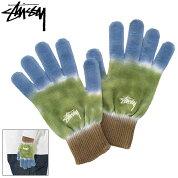 ステューシーSTUSSY手袋メンズEarthDayKnit(stussygloveグローブ手ぶくろTieDyeタイダイ染めメンズ・男性用138731USAモデル正規品ストゥーシースチューシー小物)[M便1/1]icefieldicefield