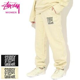 ステューシー STUSSY パンツ レディース WOMEN Classic Gear ( stussy Sweat Pant スウェットパンツ スエットパンツ ボトムス ガールズ ウーマンズ ウィメンズ ladies Ladys WOMENS 女性用 2951050 USAモデル 正規 品 ストゥーシー スチューシー )
