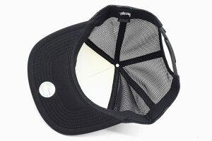 ステューシーSTUSSYキャップ帽子FA19SmoothStockFoamTruckerCap(ベースボールキャップメッシュキャップスナップバックメンズ・男性用131907USAモデル正規品ストゥーシースチューシー)icefiledicefield