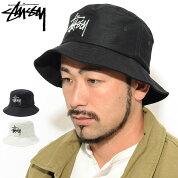 ステューシーSTUSSYバケットハットBigLogoBucketHat帽子(stussyhatメンズ・男性用132942USAモデル正規品ストゥーシースチューシー)icefiledicefield