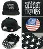 Stussy STUSSY 部队帽 (stussy 帽帽男士男士 031751 Steacy) 冰提起冰原