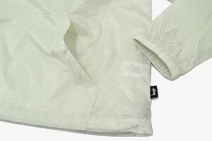 ステューシーSTUSSYジャケットメンズNylonRipstopPullover(stussyJKTナイロンジャケットプルオーバーJACKETJAKETアウタージャンパー・ブルゾンメンズ・男性用115330USAモデル正規品ストゥーシースチューシー)icefiledicefield