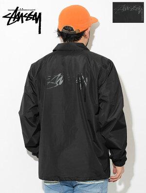 ステューシーSTUSSYジャケットメンズCruizeCoach(stussyJKTコーチジャケットJACKETJAKETアウターコーチジャンパー・ブルゾンメンズ・男性用115431115394115353USAモデル正規品ストゥーシースチューシー)