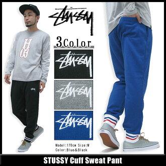 Stussy STUSSY 袖口汗裤 (男式运动裤裤,stussy Stussy 裤子男装裤 116212 Stussy stussy Stussy Steacy) 冰提起的冰原