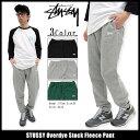 ステューシー STUSSY パンツ メンズ Overdye Stock(stussy Fleece Pant スウェットパンツ スエットパンツ ボトムス メ…