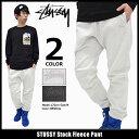 ステューシー STUSSY パンツ メンズ Stock Fleece(stussy Sweat Pant スウェットパンツ スエットパンツ ボトムス メン…