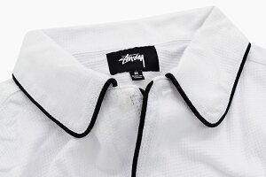 ステューシーSTUSSYシャツ半袖メンズSidMesh(stussyshirtカジュアルシャツトップスメンズ男性用1140074USAモデル正規品ストゥーシースチューシー)icefiledicefield