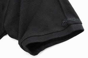 ステューシーSTUSSYポロシャツ半袖メンズJulianFullZip(stussypoloフルジップポロ・シャツトップスメンズ男性用1140076USAモデル正規品ストゥーシースチューシー)