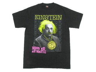 供STUSSY(suteyushi)Einstein Great Minds S/S Tee Limited(stussy tee T恤T-SHIRTS最高层人男性使用的)ice filed icefield