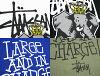 STUSSY (Stussy) 象王不锈钢三通 (男装顶级男子,tee t 恤衫 t 恤、 stussy) 冰提起冰原