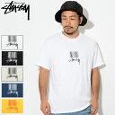 ステューシー STUSSY Tシャツ 半袖 メンズ Barcode(stussy tee ティーシャツ T-SHIRTS カットソー トップス メンズ・男性用 1904380 US…