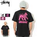 ステューシー STUSSY Tシャツ 半袖 メンズ Rasta Lion ( stussy tee ティーシャツ T-SHIRTS カットソー トップス メン…