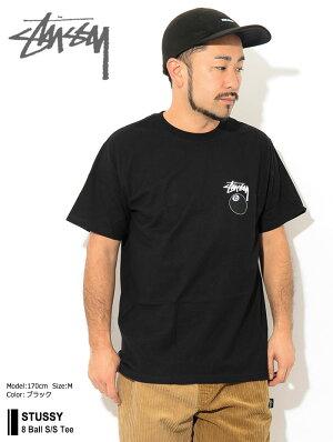ステューシーSTUSSYTシャツ半袖メンズ8Ball(stussyteeティーシャツT-SHIRTSカットソートップスメンズ・男性用1904462USAモデル正規品ストゥーシースチューシー)[M便1/1]icefieldicefield