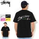 ステューシー STUSSY Tシャツ 半袖 メンズ New Wave Designs ( stussy tee ティーシャツ T-SHIRTS カットソー トップス メンズ・男性用…