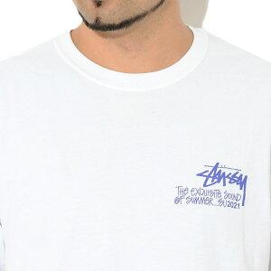 【7/19入荷予定】ステューシーSTUSSYTシャツ半袖メンズ&レディースSoundOfSummer(stussyteeティーシャツT-SHIRTSカットソートップスメンズ・男性用1904692USAモデル正規品ストゥーシースチューシー)[M便1/1]icefieldicefield