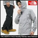 ザ ノースフェイス THE NORTH FACE レインウェア メンズ ノベルティ レインテックス エアロ レインスーツ(Novelty Raintex Aer...