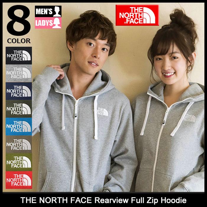 ノースフェイス (THE NORTH FACE) リアビュー ジップ パーカー メンズ (ノース Rearview zip up parka フード NT11530)