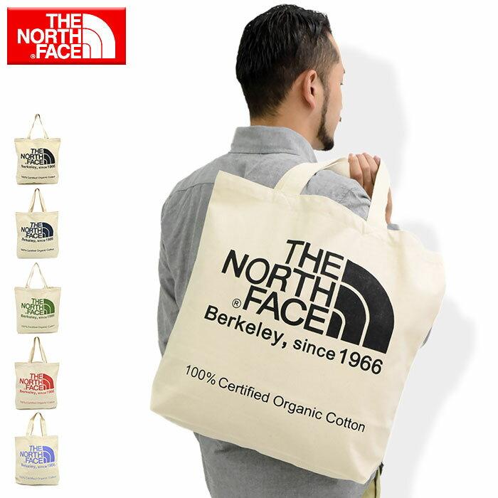 ザ ノースフェイス THE NORTH FACE トートバッグ TNF オーガニック コットン(the north face TNF Organic Cotton Tote Bag メンズ レディース ユニセックス 男女兼用 NM81616 ザ・ノース・フェイス THE・NORTHFACE)